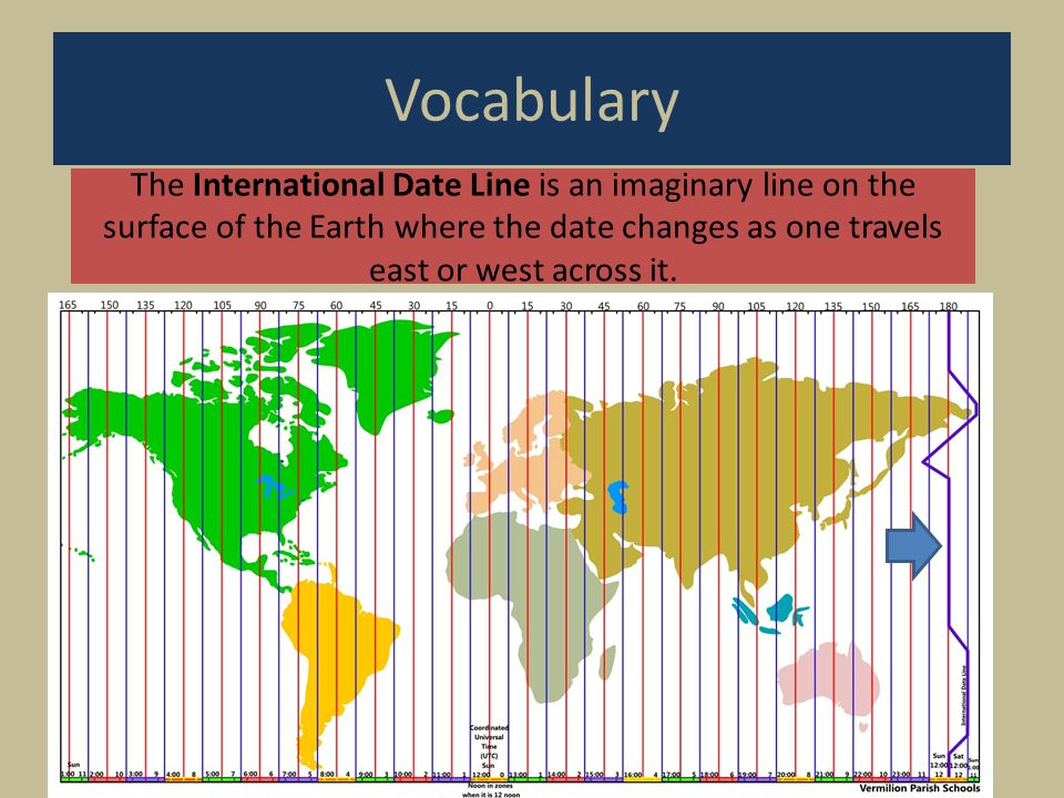Map Skills Time Zones  ppt video online download