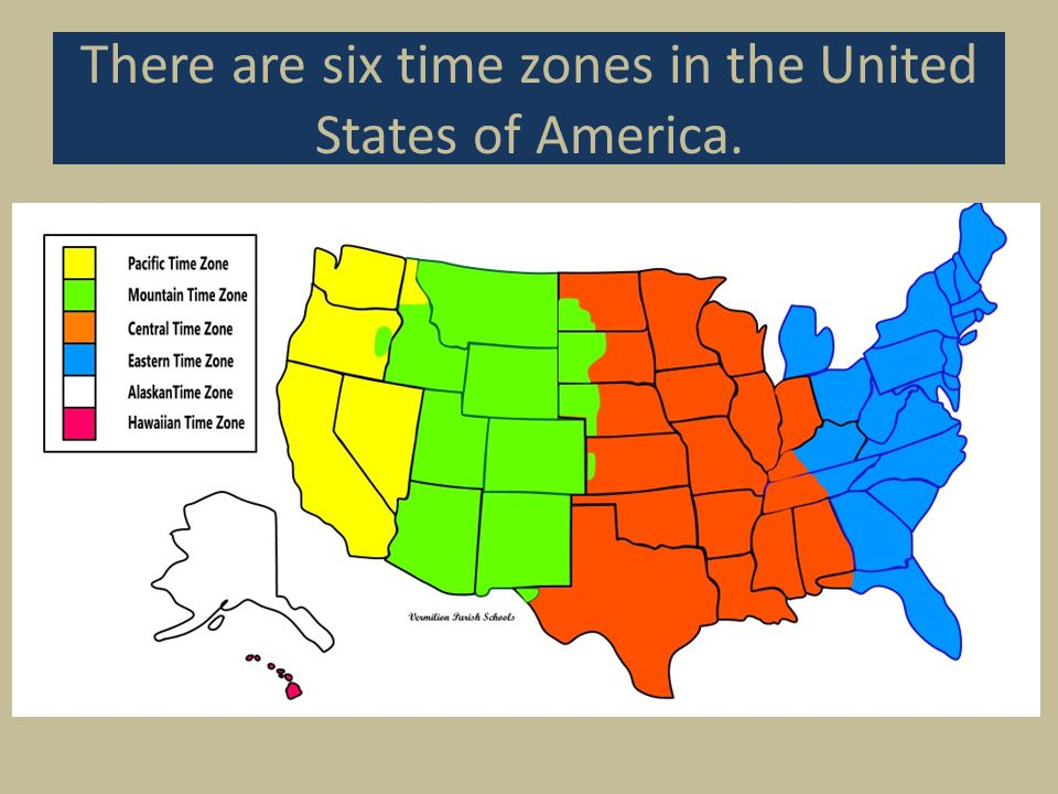 USA Time Zone Map Current Dates And Times In US States Map Time