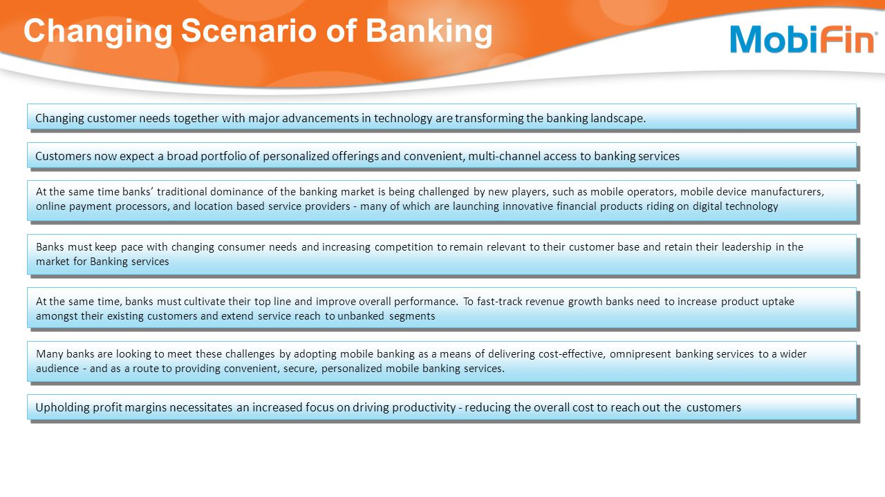 cost leadership in banking Our financial services solutions are driven by key technologies such as ai, cyber security, blockchain and customer experience management see more.