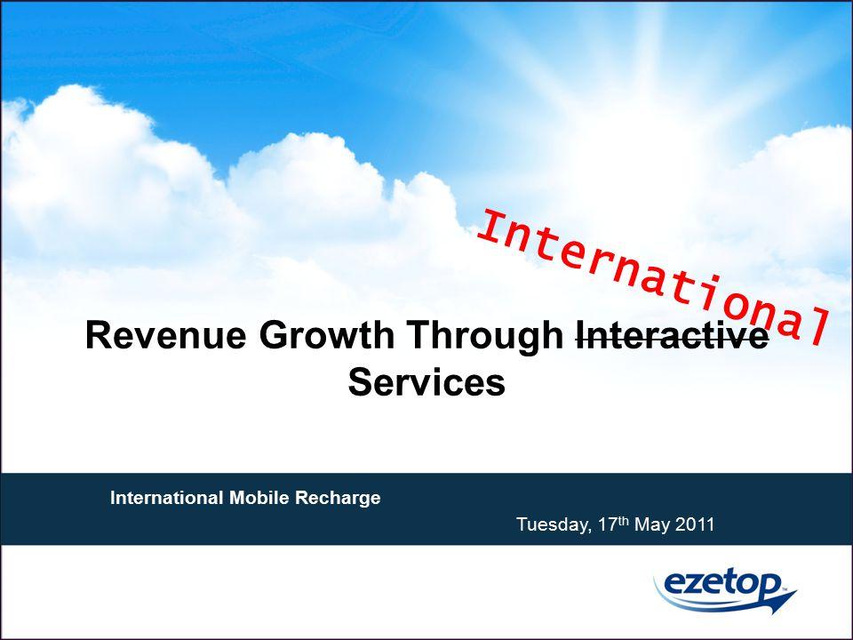 Revenue Growth Through Interactive Services