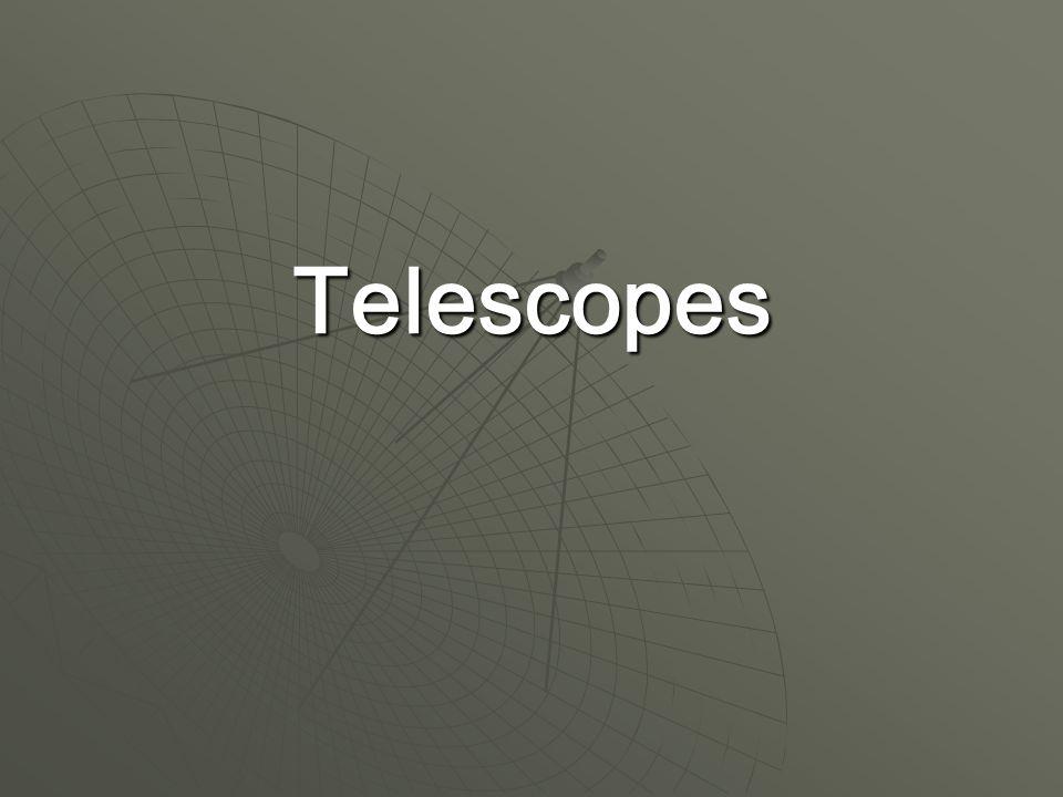 Telescopes ppt video online download
