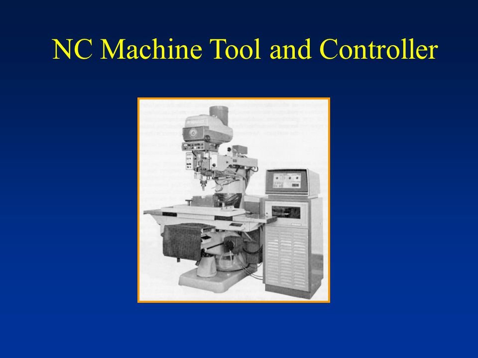 NC Machine Tool and Controller