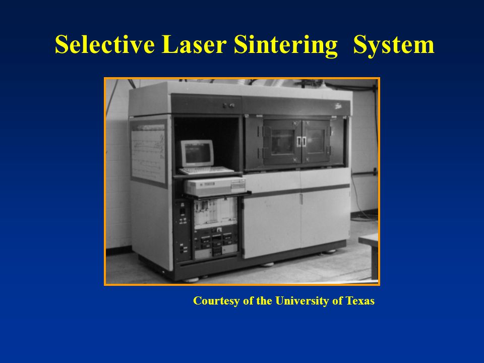 Selective Laser Sintering System