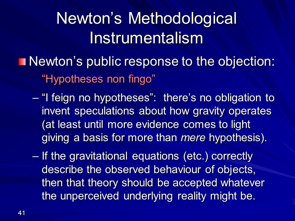 instrumentalism theories Instrumentalism is one of a multitude of modern schools of thought created by scientists and philosophers throughout the 20th century it is named for its premise that theories are tools or instruments able to identify reliable means-end relations found in experience, but not to identify realities beyond experience.