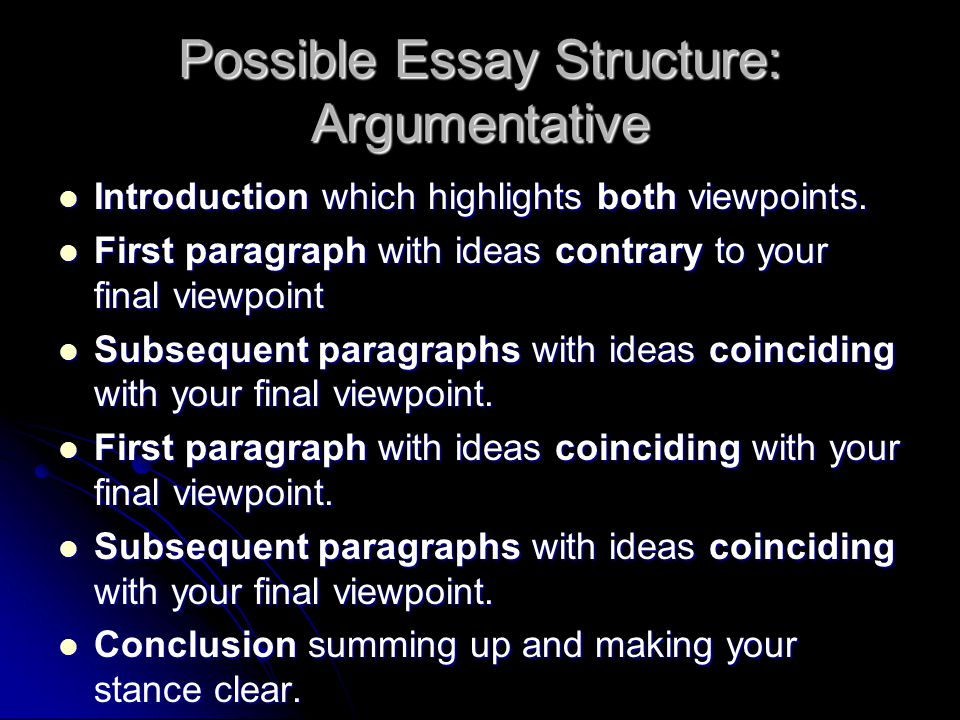 introduction paragraph to argumentative essay Tips of writing the best euthanasia argumentative essay and guidelines of developing the the topic and appear at the last sentence of the introduction paragraph.
