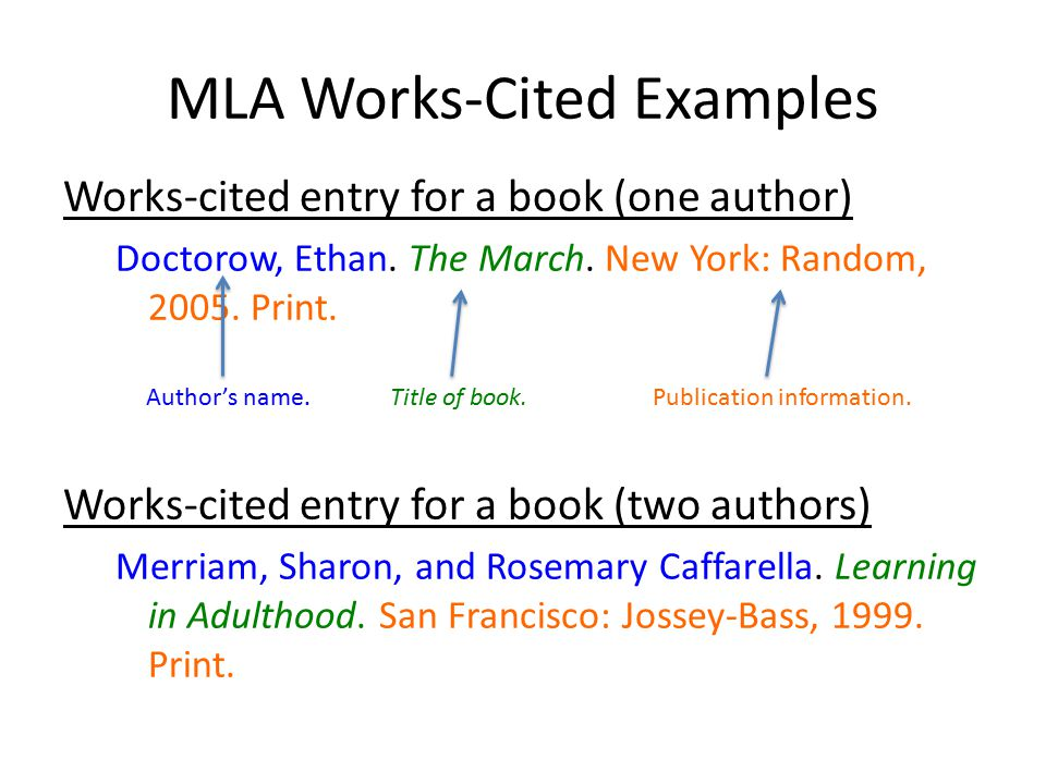 In-text Citation and Works Cited Page (Persuasive Essay-Concept 4)