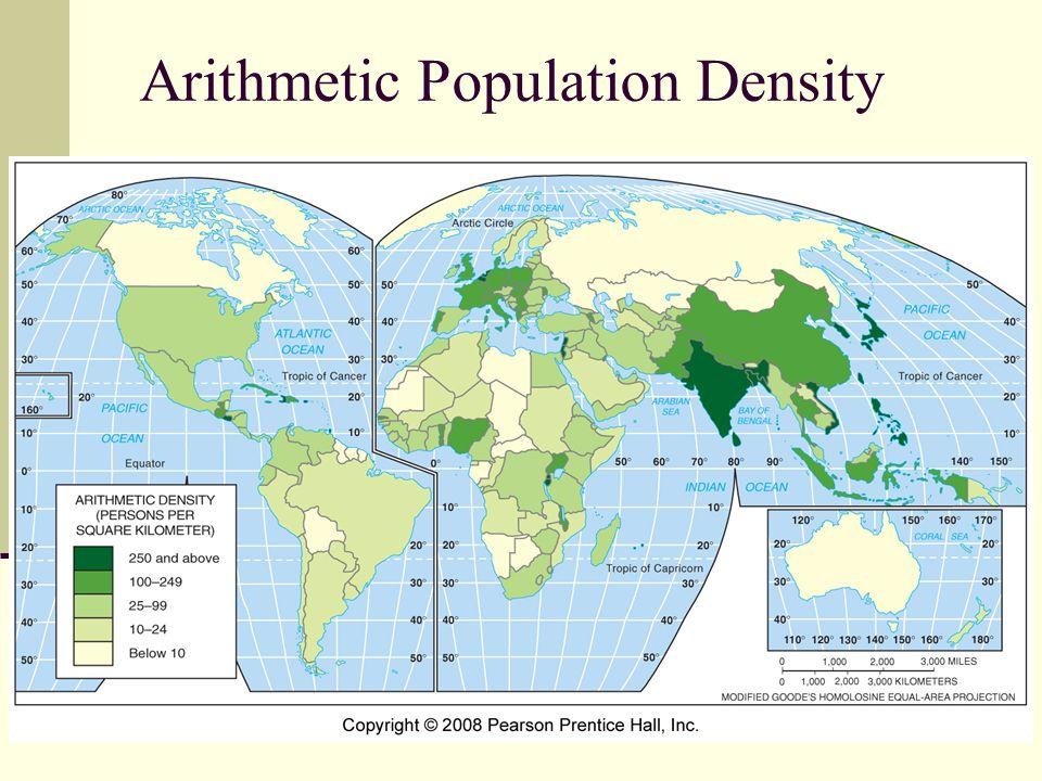 Population Distribution - ppt video online download