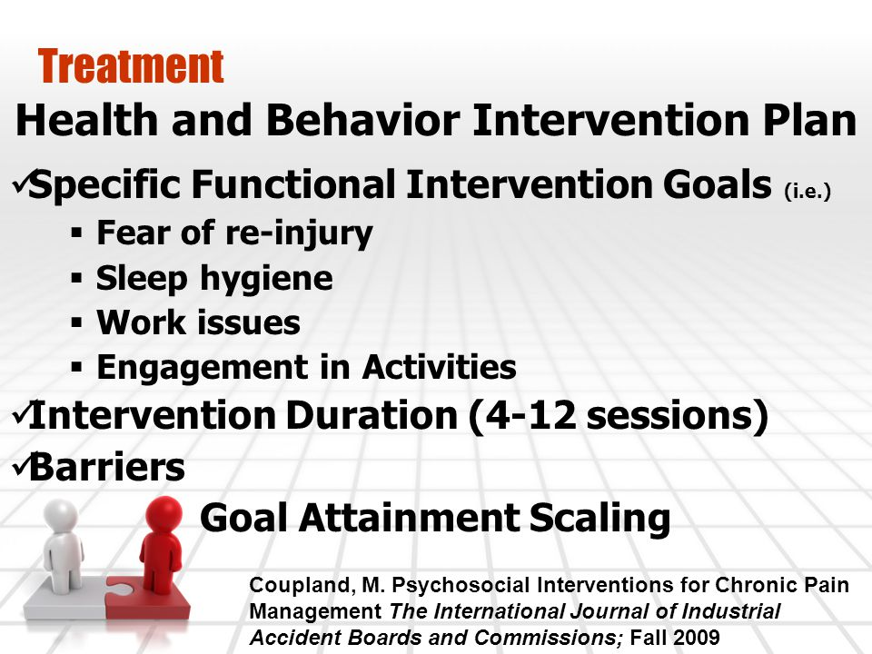 treatment intervention to improve sleeping habits The interventions demonstrated that the proper awakening maintenance, keeping proper arousal level during the evening was effective in improving sleep quality furthermore, sleep management that included sleep education and cognitive-behavioral interventions improved sleep-related habits and the quality of sleep.