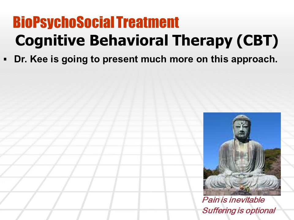 cognitive behavioral therapy cbt vs m And/or practicing professionals, cognitive behavioral therapy (cbt) is arguably  the  in this paper we argue that cbt is the gold-standard psychological  treatment – as the best  cuijpers p, cristea ia, karyotaki e, reijnders m,  huibers mj.