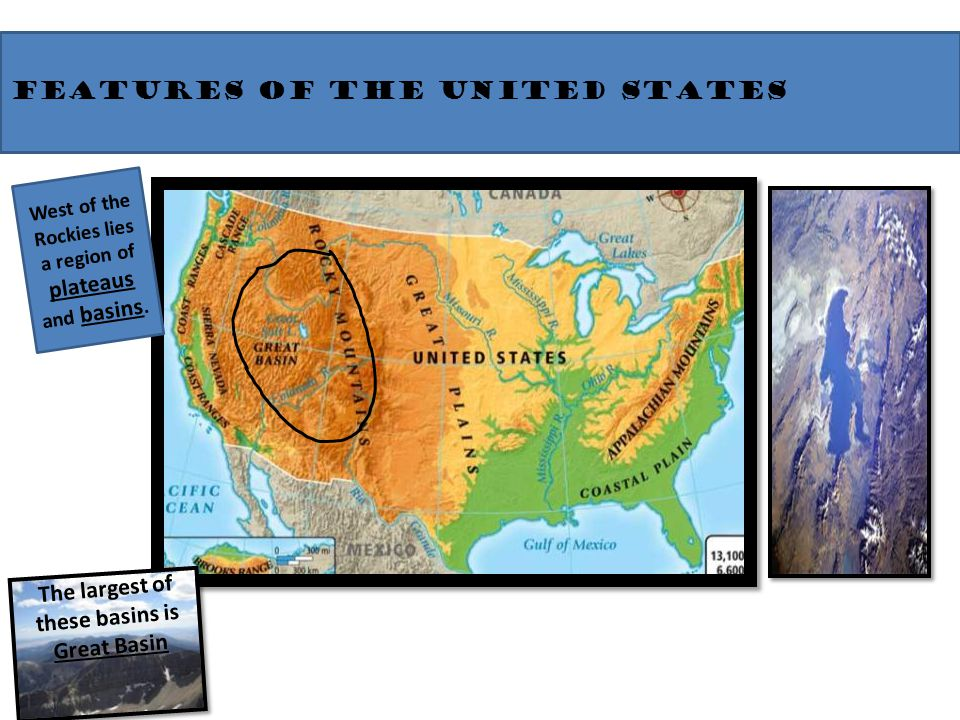 North America Geography And Physical Features Ppt Video Online - 8 physical features of the united states