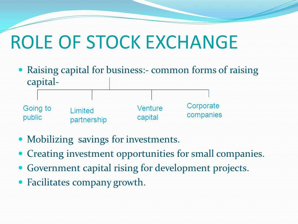 role of stock market in bangladesh economy However, the capital market of bangladesh is still at its nascent  the importance  of infrastructure for economic growth was first recognized.