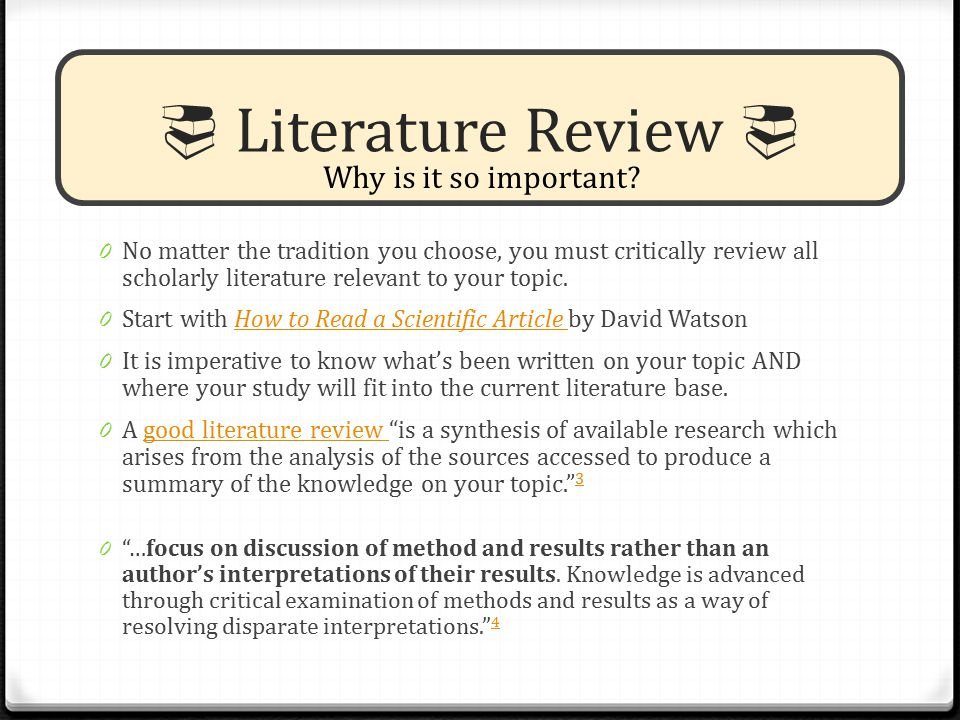Literature Review SlidePlayer Identify sources for and actual sample frames     Conducting a Literature  SearchDefine