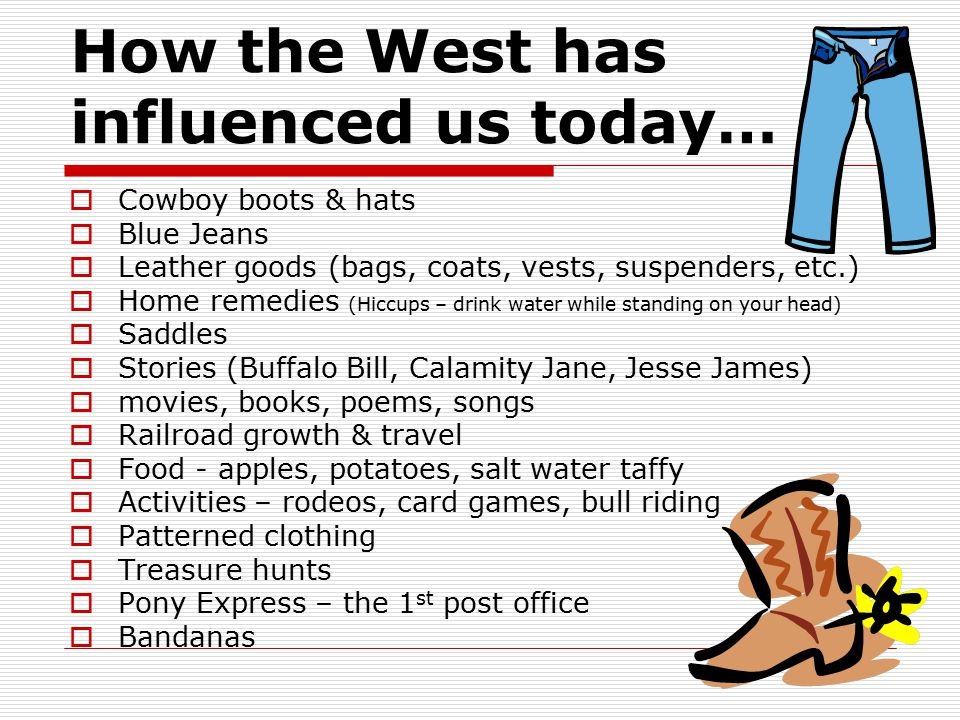 has the western influence on your Individualist or collectivist how culture influences researchers have found that western it's important to remember that many factors can influence.
