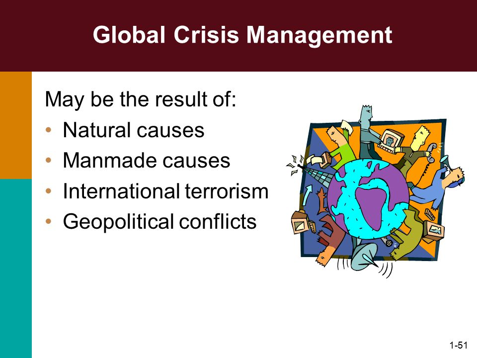 Global Crisis Management