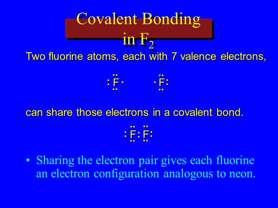 Sections 3.3 & 3.4 Covalent Bonding and Lewis Structures ...