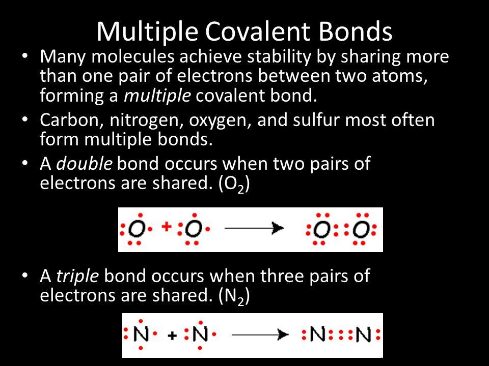 Covalent Bonding Chapter ppt video online download
