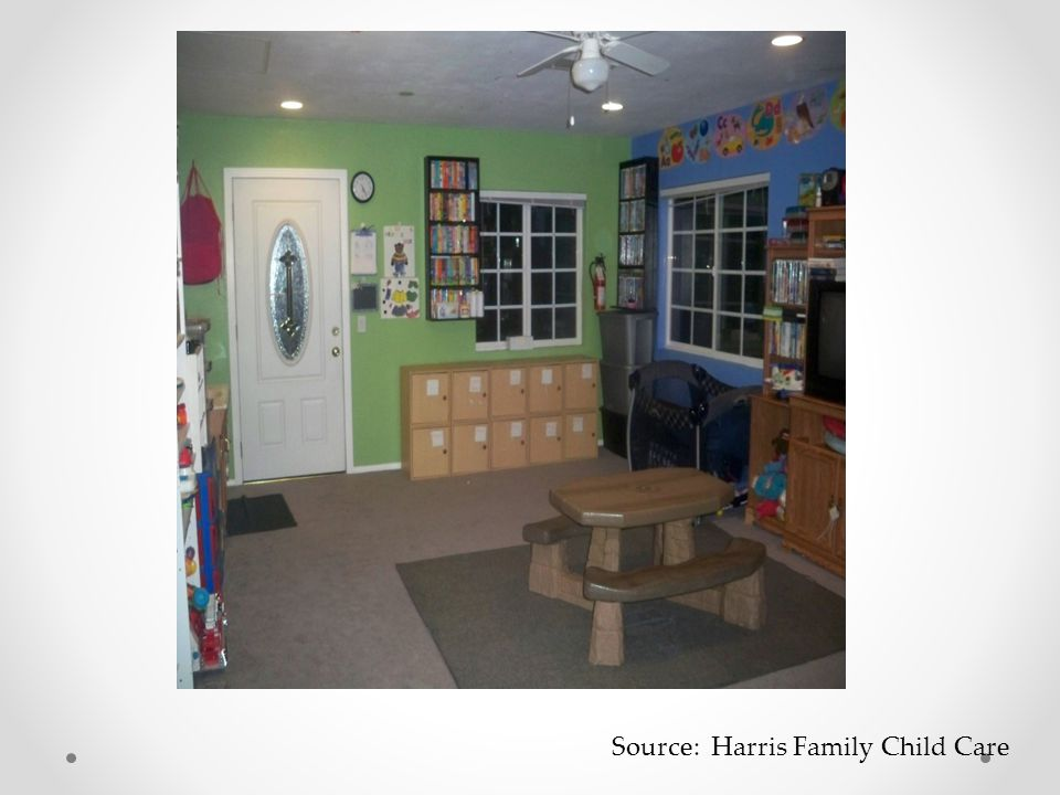 Source: Harris Family Child Care