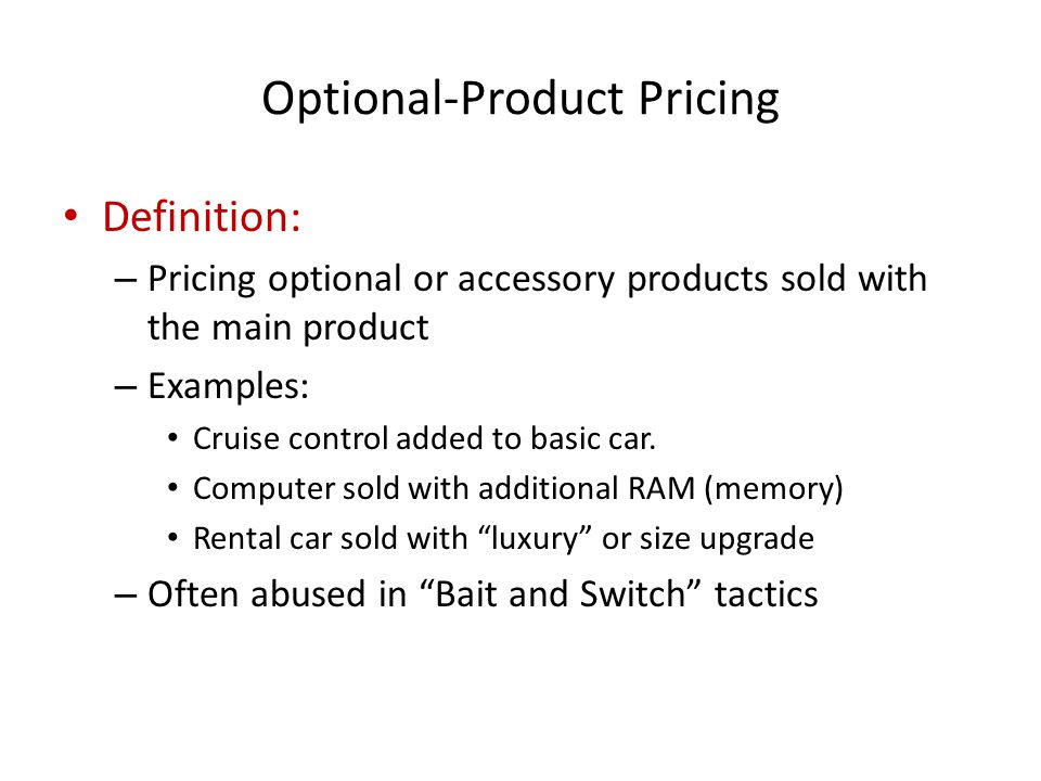 Pricing Ppt Download