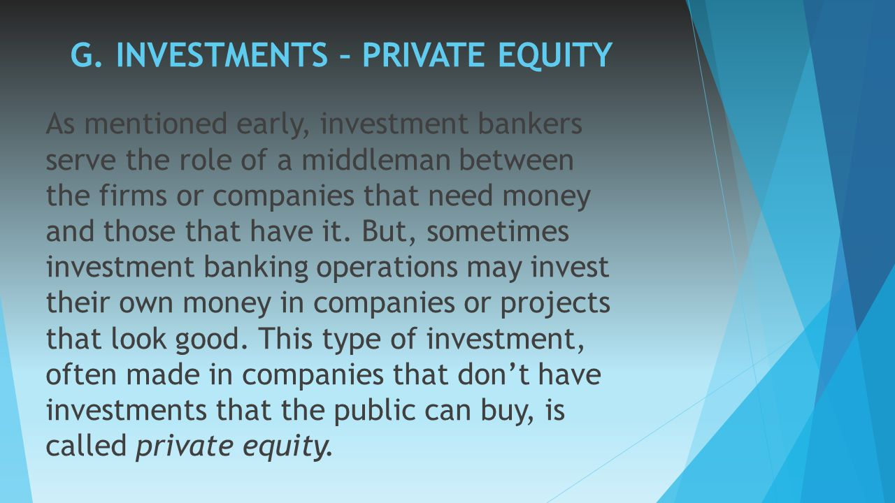 Investment Banking - Overview, Guide, What You Need to Know