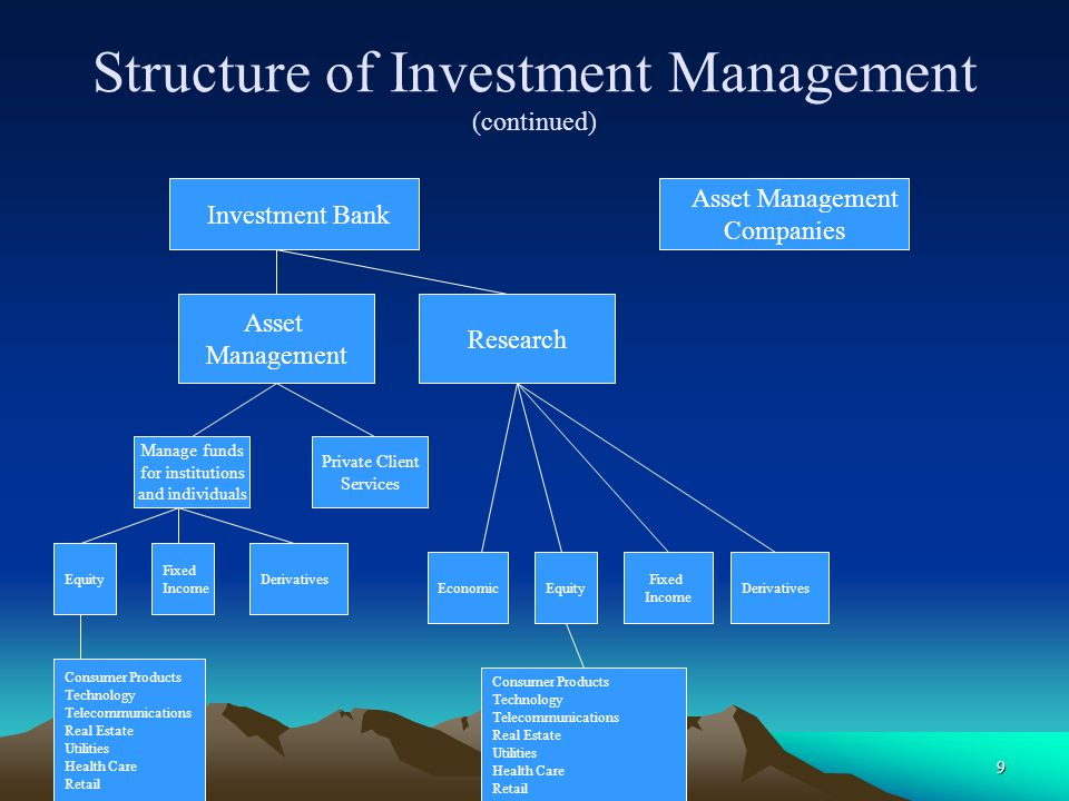 Jobs In The Investments Industry Ii Investment Management Ppt Download