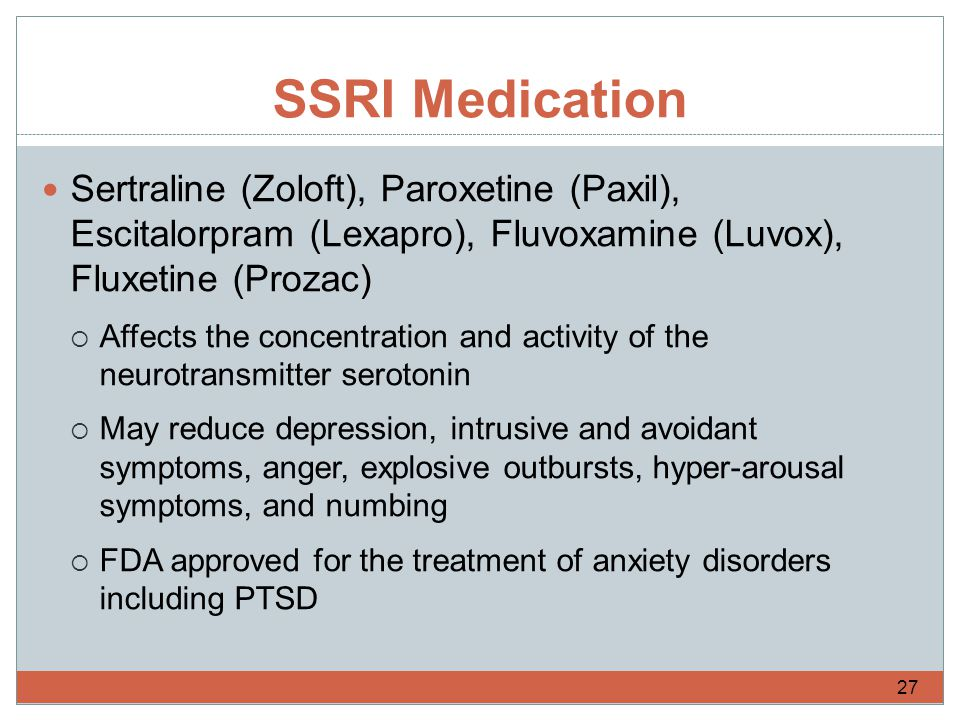 prozac and paxil Fluoxetine, also known by trade names prozac and sarafem, among others, is an antidepressant of the selective serotonin reuptake inhibitor (ssri) class.