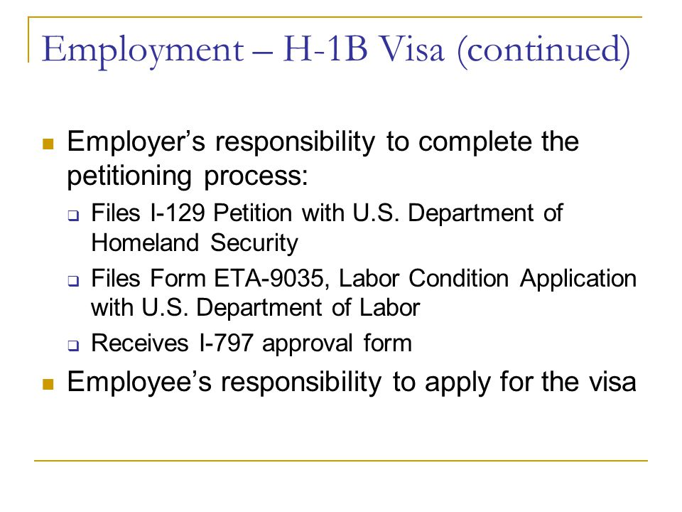 Demystifying the U.S. Visa Process OAIE Conference May 12, ppt ...