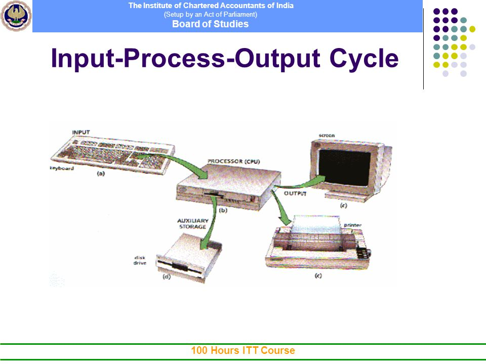 Input And Output Computer Quiz