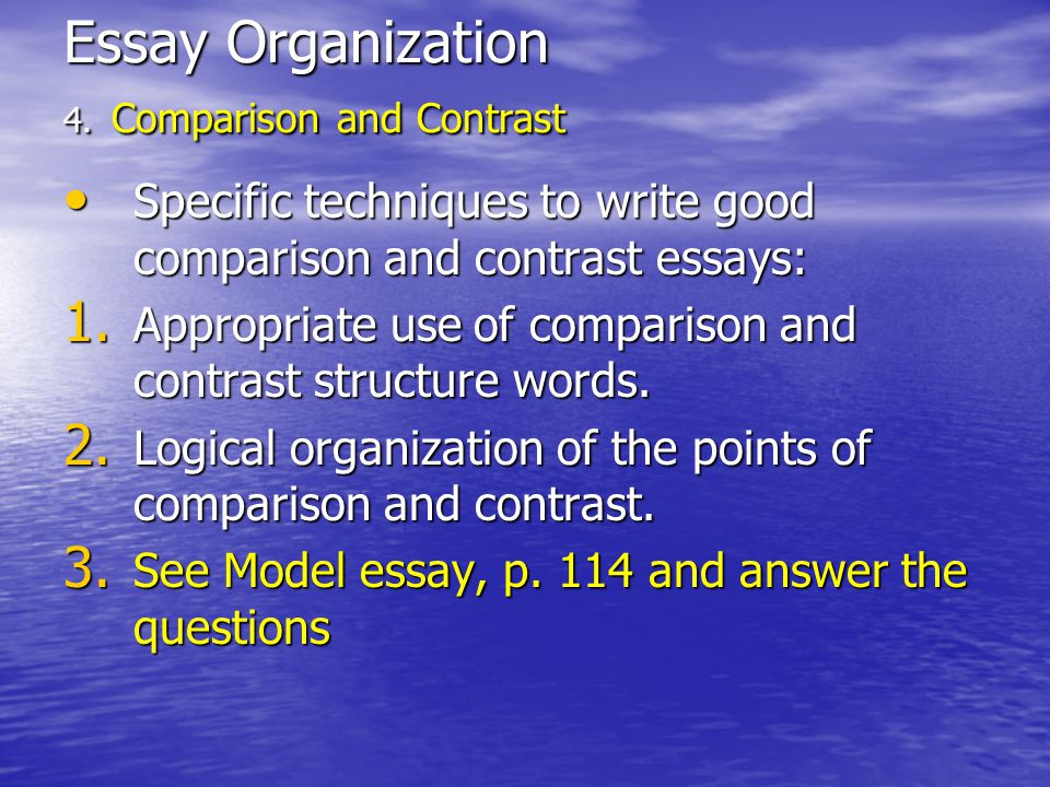 New York Descriptive Essay  Essay About Cancer also Unsung Hero Essay Words Used Comparison Contrast Essay Essay On The Tell Tale Heart