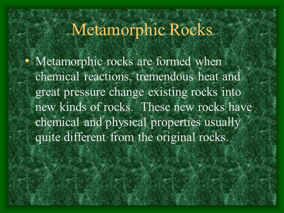 physical properties of metamorphic rocks pdf