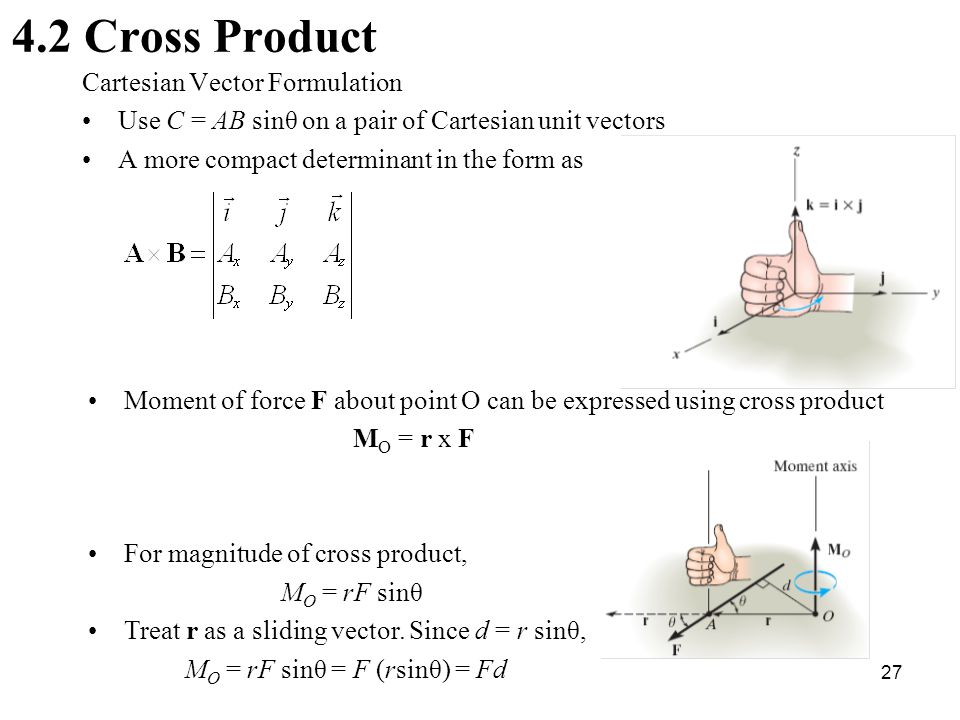 R product of vector