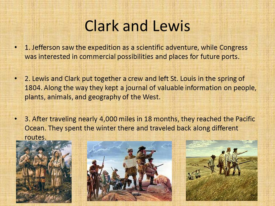 Clark and Lewis