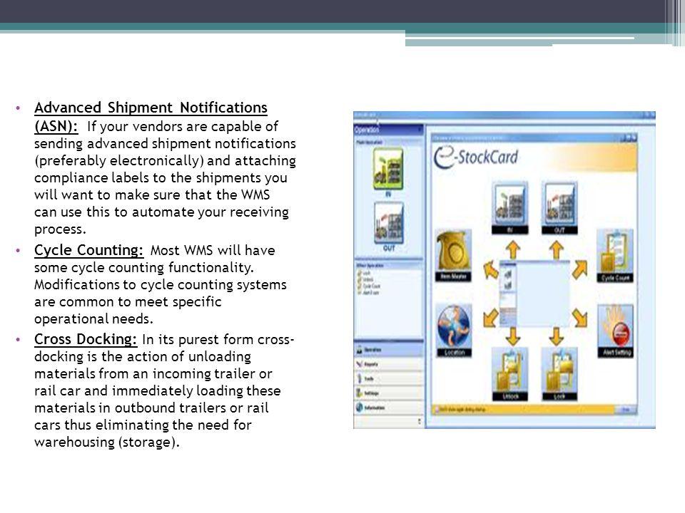 WAREHOUSE MANAGEMENT SYSTEM - ppt video online download