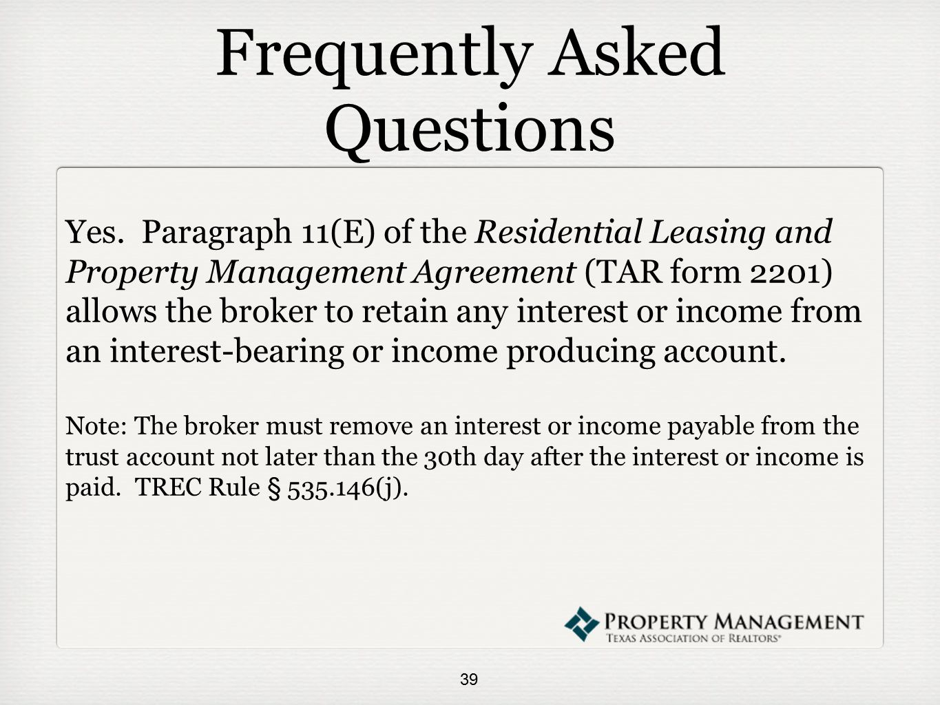 Download the slides now: https://www. texasrealestate - ppt download