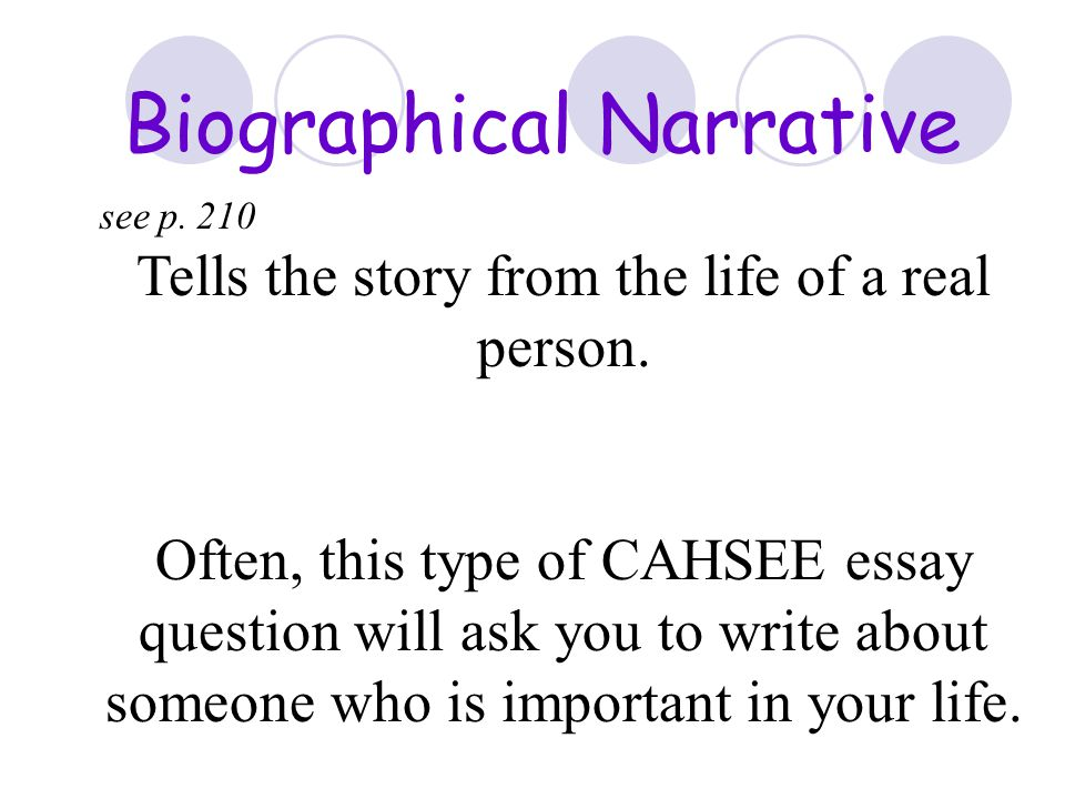 Cahsee essay prompts