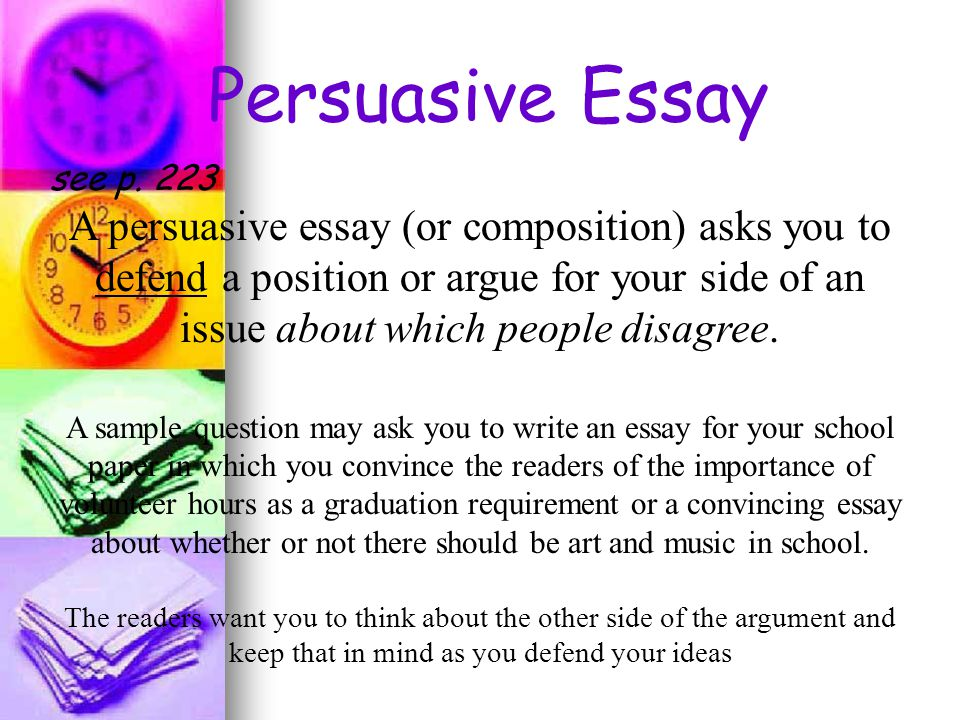 persuasive essay on school hours the most popular argumentative essay topics of the list the most popular argumentative essay topics of the list