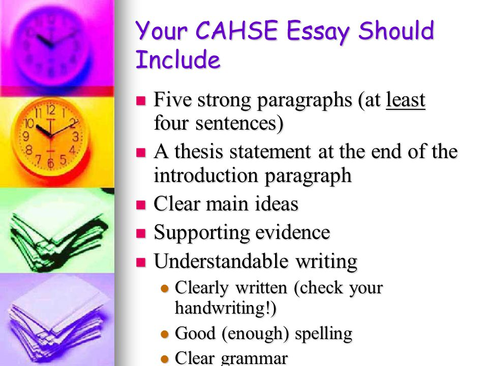 Essay writing conjunctions