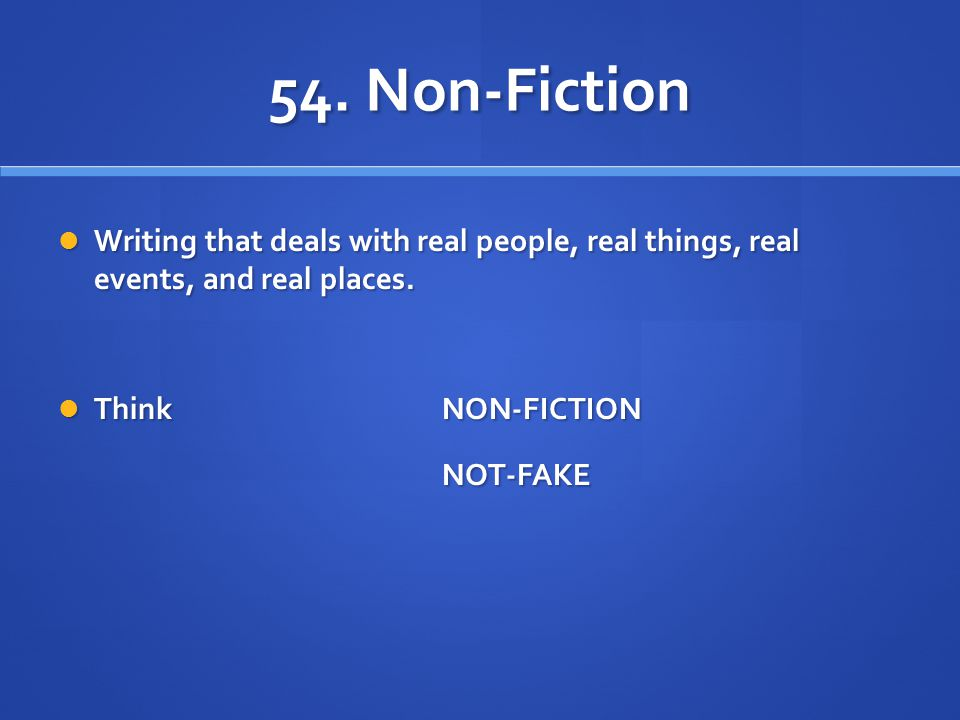 Is Real People FanFiction OK or Bad?