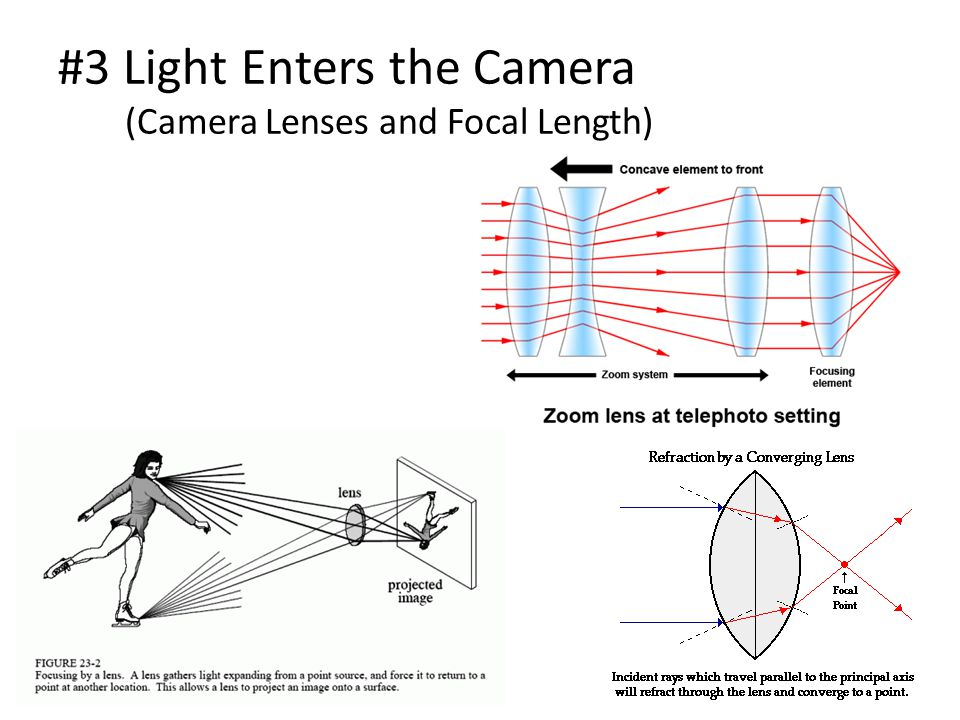 #3 Light Enters the Camera (Camera Lenses and Focal Length)