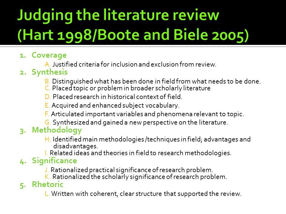 library based dissertation methodology