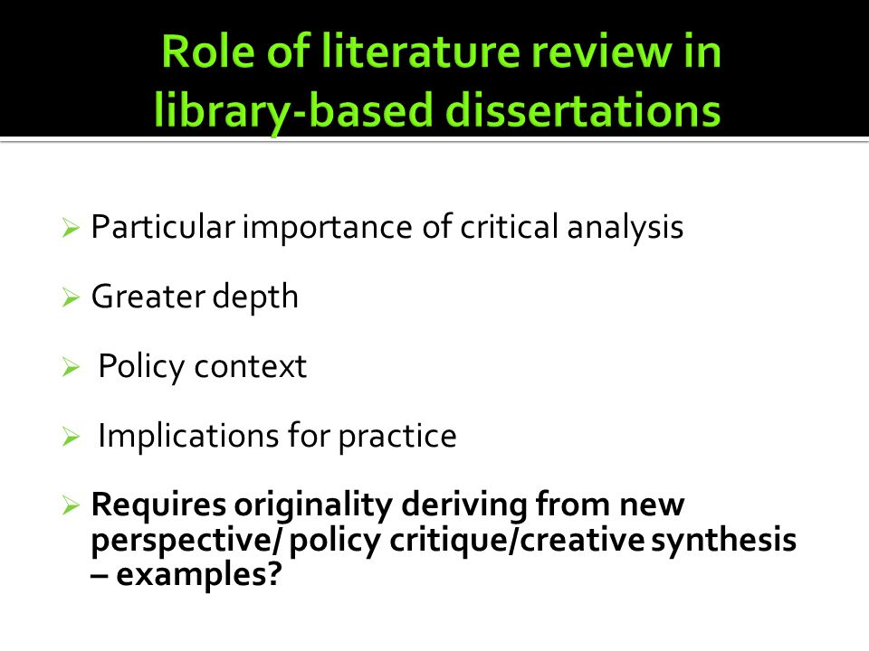 analysis and critique of research based literature Write a critical review of an applied research paper in a publication geared  toward  the article can be on any microeconomic subject you choose, but it  must contain  to actual economic research, familiarize students with the  presentation of statistical analysis of  the written critique should contain the  following sections.