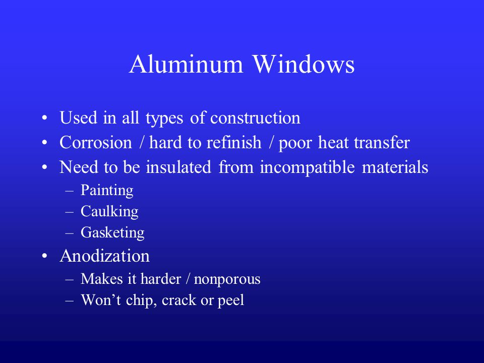 All Types Of Windows : The design operation and maintenance of building systems