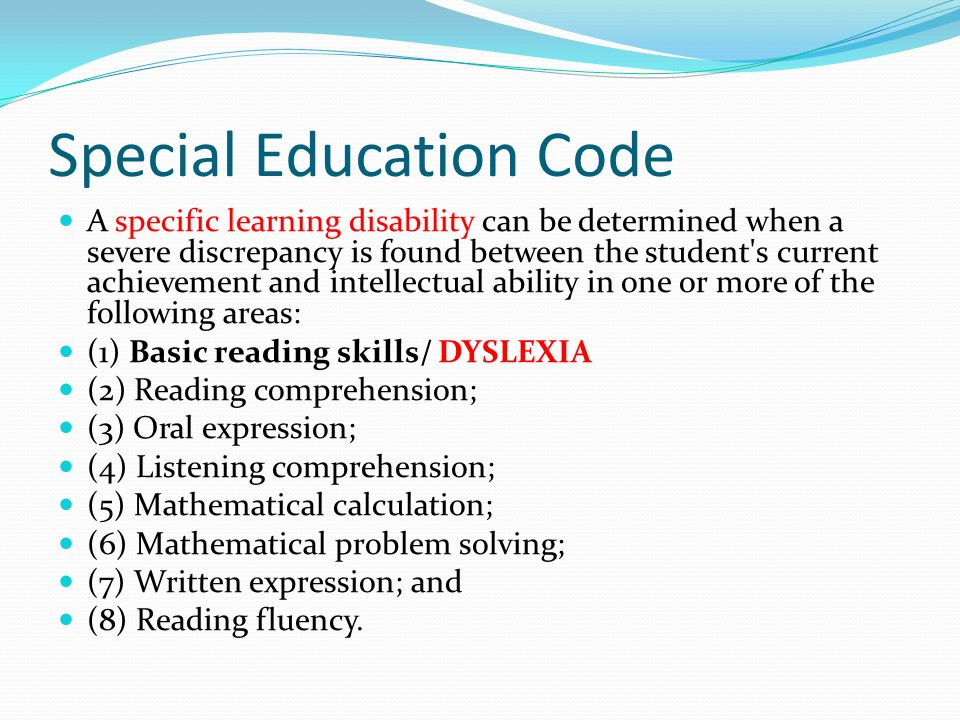 Understanding Dyslexia and Other Reading Disorders - ppt download