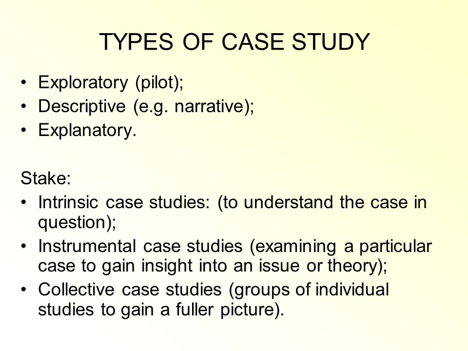 Stake robert 1995 . the art of case study research