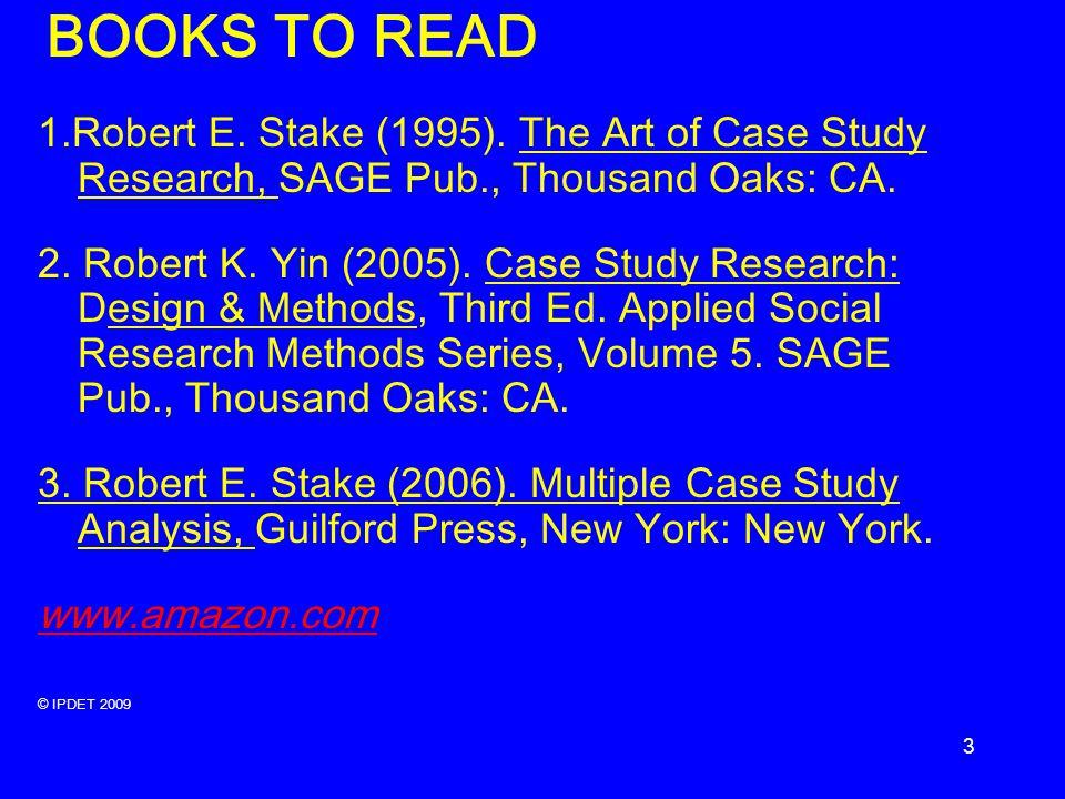 Multiple Case Study Analysis by Robert E. Stake (2005, Paperback)
