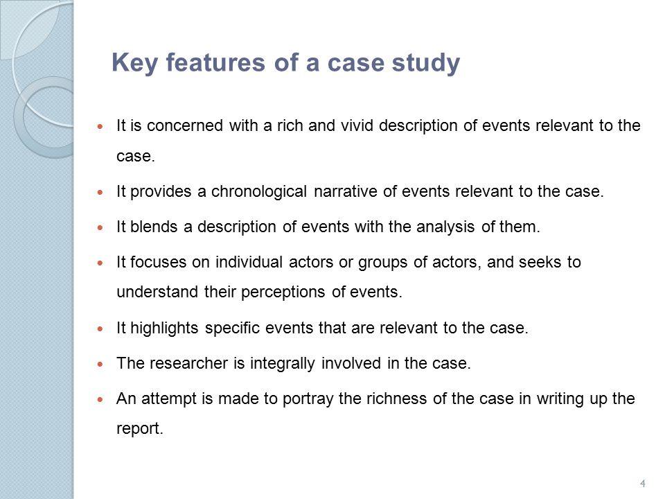 TYPES OF CASE STUDY Exploratory  pilot   Descriptive  e g  narrative
