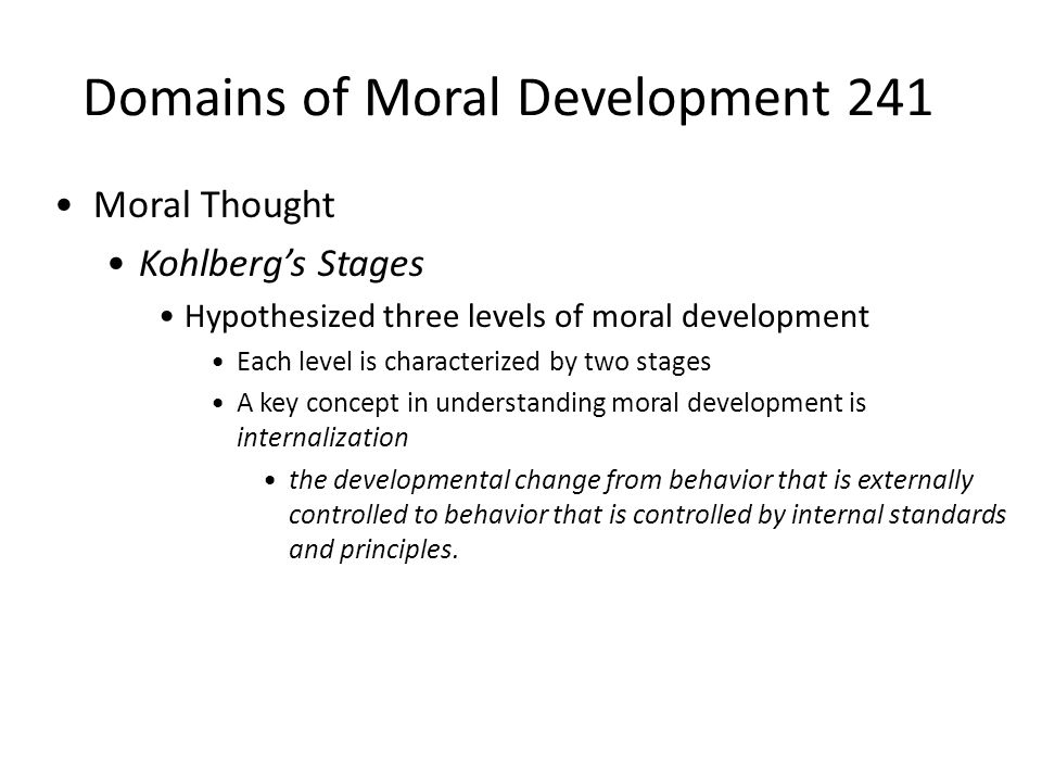 Early Development & Well-Being