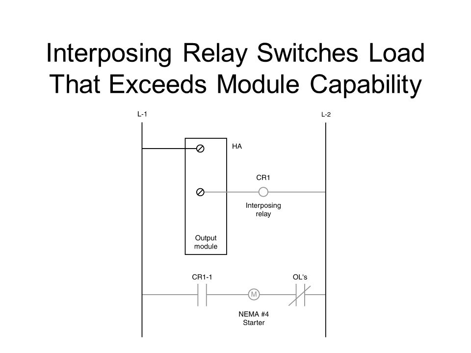 interposing relay wiring diagram   32 wiring diagram