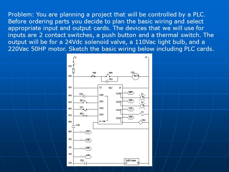 Stepper Motor Control Using Plc Ppt on ladder logic pid control