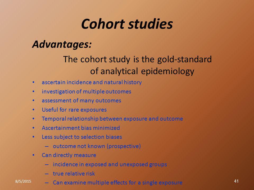 Case cohort study epidemiology