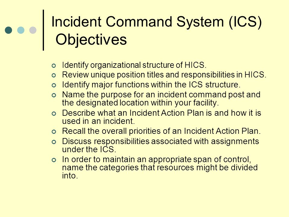 Incident Management For Healthcare Ppt Download